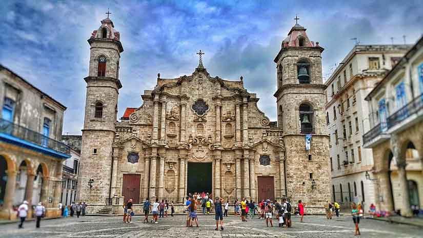 Catedral de La Habana - Green Caiman Blog