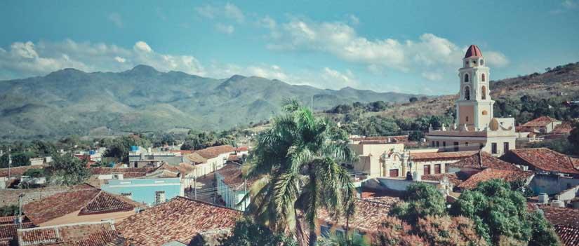 Trinidad - Caimán verde Blog