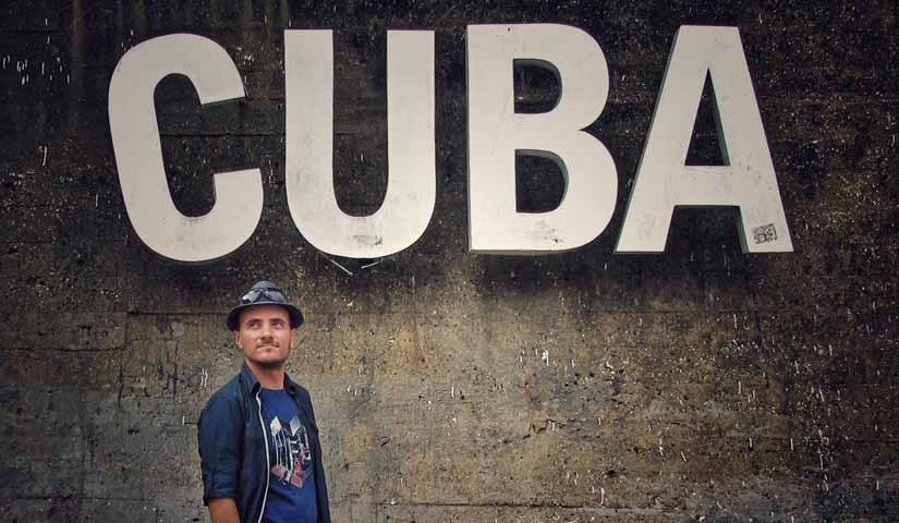 10 yıldır Küba'da yaşayan Emre Görür'ün fotoğrafı