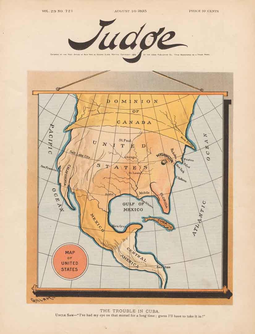 Küba-ABD - dergi - Yeşil Timsah