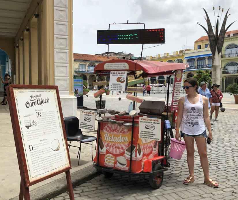 Coco Glacé (Havana) fotoğrafı - Yeşil Timsah Küba
