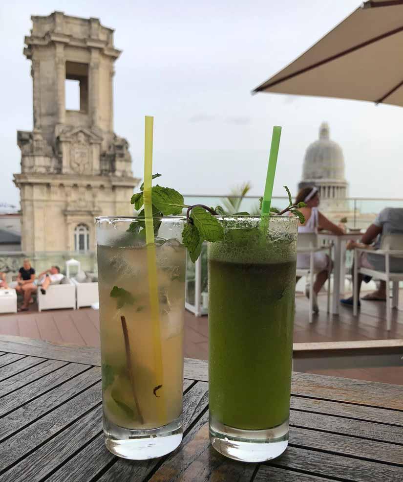 Hotel Manzana'dan (Havana) bir fotoğraf - Yeşil Timsah Küba